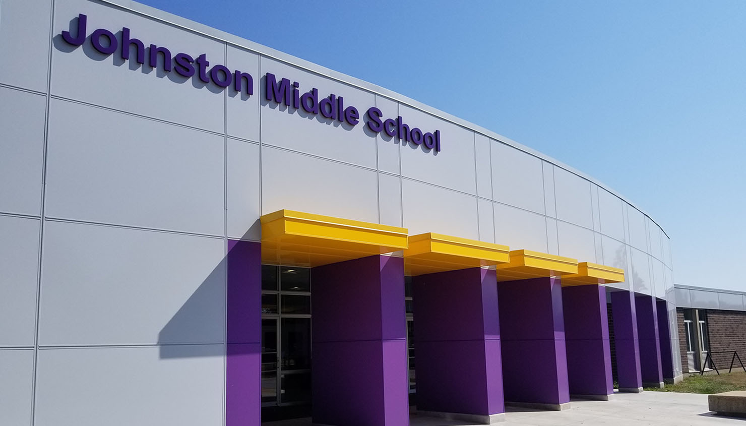 Johnston Middle School