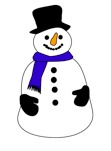 Link to Snowman Builder game