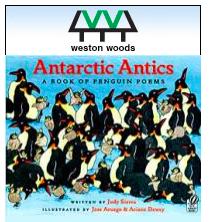 Antarctic Antics Book Flix book