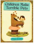 Book Flix - Children Make Terrible Pets book link
