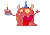Link to Funbrain Cake Monster game