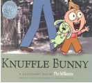 Link to Book Flix - Knuffle Bunny book