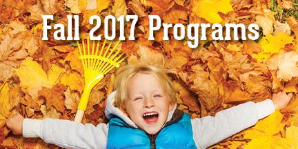 Register for Fall 2017!