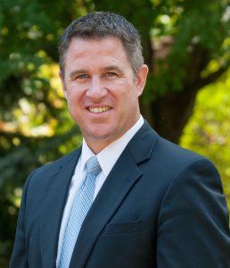 Photo of Justin Allen, 2017 school board candidate