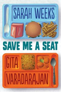 Book Cover of Save Me A Seat