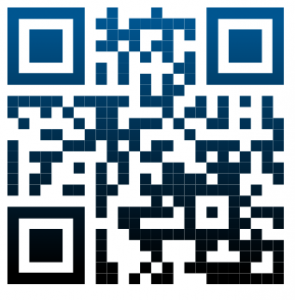 Picture of a QR code