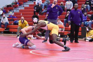 Johnston Wrestling
