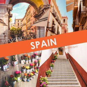 Spain 2022 Promo photo