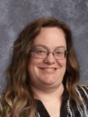 Miss Lewis - TR Teacher Librarian