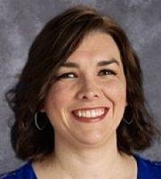 Melissa Rodgers staff photo