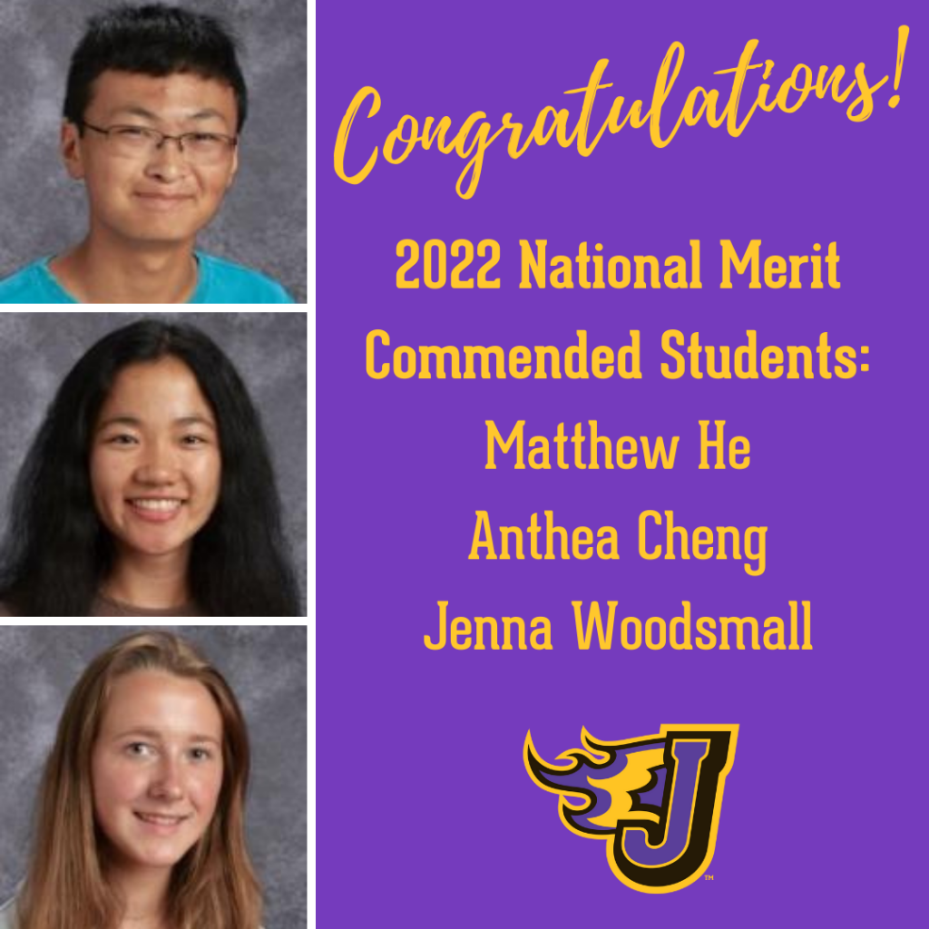 NMSC Commended Students
