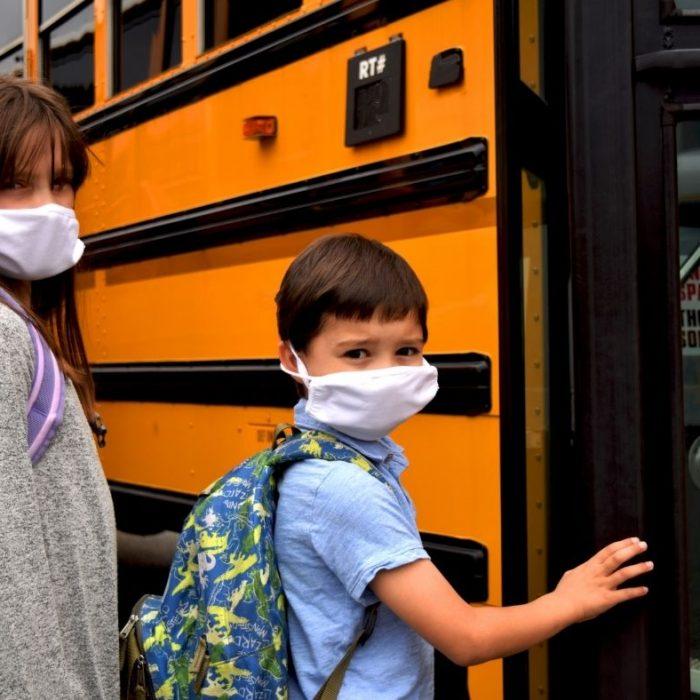 Reminder: Masks are Mandatory on Buses